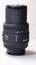 Sigma EX 50mm F2.8 Macro Lente de 1.1.mm para NIKON D3100 D3200 D3300 D5300 D5200 D90