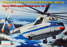 HEAVY MULTI-PURPOSE HELICOPTER MI-26 1/144 EASTERN EXPRESS 14503