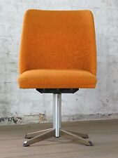 "Rockabilly Cocktail Retro Vintage Swivel Chair Tub Vintage 1970s 70s 60s ""1"""
