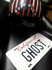 NEED FOR SPEED NFS STREET RACING VIDEO GAME CALIFORNIA GHOST LICENSE PLATE PROP