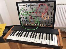 Ems Rehberg Logik Synthesizer analog modular synthesizer