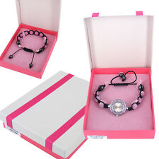 Shamballa Watch Box Jewellery Bracelets & More Christmas Gift Idea ( BOX  ONLY )