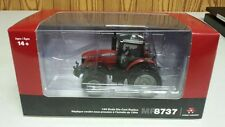 MASSEY FERGUSON 8737 WITH 8 WHEELS 1:64  DETAILED  PREMIUM TRACTOR SPEC CAST NEW