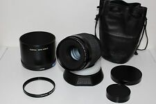 Carl Zeiss Contax Makro Planar T* 100mm f2.8 Lens CY mount Made In West Germany