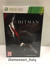 HITMAN ABSOLUTION PROFESSIONAL LIMITED EDITION XBOX 360 NUOVO SIGILLATO ITA