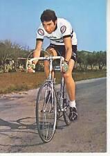 CYCLISME carte cycliste JEAN CLAUDE MEUNIER équipe PEUGEOT ESSO MICHELIN 1976