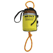 Onyx Kent Commercial Emergency Water Rescue Throw Bag 50' 50ft Floating Rope