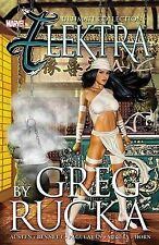 Elektra by Greg Rucka Ultimate Collection by Greg Rucka (Paperback /...