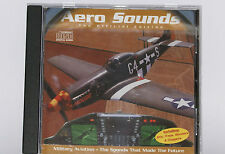 Aero Sounds Volumen I CD Aviación Militar - The Sounds That Made The Future