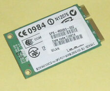 Broadcom BCM94312MCG 802.11b/g PCI-Express Wireless Card  (A02)