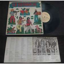 LA BAMBOCHE - Jeu A Monter Sans Colle LP French Folk 1976