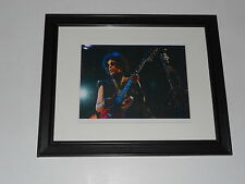 "Framed Prince 2015 3rd Eye Girl Tour Stage Shot Poster Print 14"" by 17"""