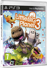 Little Big Planet 3 PS3 Playstation 3 IT IMPORT SONY COMPUTER ENTERTAINMENT