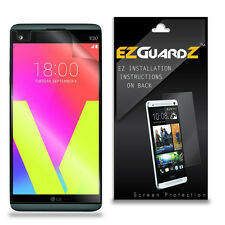 4X EZguardz NEW Screen Protector Cover HD 4X For LG V20