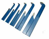 RDGTOOLS NEW INT / EXT THREADING SET METRIC IMPERIAL VARIOUS SHANK SIZES MYFORD