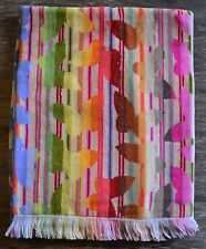 Missoni Home Josephine Bath Towel - Multi-color Butterfly Pattern