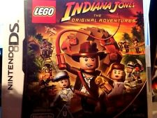 DS & (3DS): INDIANA JONES -THE ORIGINAL ADVENTURES {complete} 2ND GAME FREEPOST