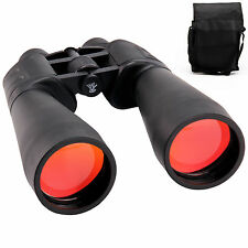 Professional 20-180X100 Binoculars Portable Outdoor Day & Night Vision Mega Zoom
