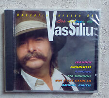"CD AUDIO FR/ PIERRE VASSILUI ""BEST OF LES DÉLIRES DE VASSILUI""  NEUF CD PROMO"