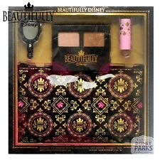 Beautifully Disney Eye Shadow Lipstick & Cosmetic Bag Makeup Gift of Glamour Set
