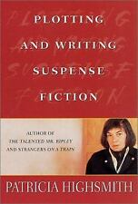Plotting and Writing Suspense Fiction by Patricia Highsmith (2001, Paperback,...