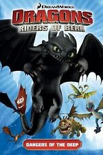 DreamWorks' Dragons Vol.2 : Dangers of the Deep (How to Train Your Dragon TV)...