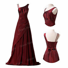 Vintage Sexy Party Formal Evening Prom Bridesmaid Cocktail Long Dress