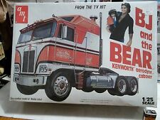 "NEW SEALED 1/25 "" BJ and the BEAR "" Kenworth Aerodyne Cabover AMT # 5021 Origina"
