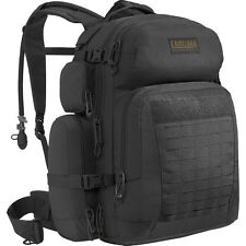 Camelbak BFM Black 2015 Issue W/ Mil Spec Long Antidote Reservoir & Laser Molle