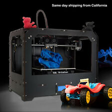 CTC 3D Printer Dual Extruders Space board DUPLICATOR 4 1Kg ABS/ PLA for Makerbot