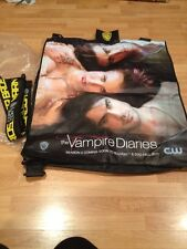 New WARNER BROS. VAMPIRE DIARIES Comic Con Swag Large Bag
