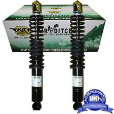 97-02 Ford Expedition 4WD Lincoln Navigator Air - Shocks/Coil Spring Conversion