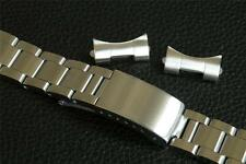 20mm Oyster stainless steel bracelet band