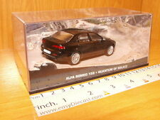 ALFA ROMEO 159 1:43 QUANTUM OF SOLACE JAMES BOND 007 CAR