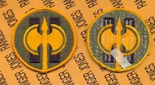 US Army 11th Military Police MP Brigade Dress uniform patch