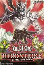 Yu-gi-oh HERO Strike Structure Deck ENG 1st Edition NEW BNIB Sealed