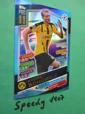 Topps Champions League 2016 17 limited Edition Pro11 Schürrle Match Attax