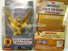 Dungeons&Dragons D&D Attack Wing Gold Dragon Expansion / Erweiterung