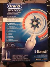 ORAL-B  5000 BLUETOOTH ELECTRIC RECHARGEABLE TOOTHBRUSH
