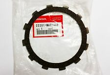 NEW HONDA OEM DISK, CLUTCH FRICTION CBR1000 ST1100 CB400/700 22201-MA7-000