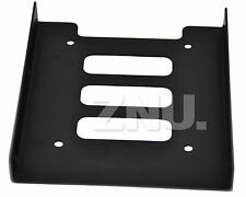 "2.5"" SSD HDD To 3.5"" Mounting Adapter Bracket Tray Dock for PC SSD Holder HOT CM"