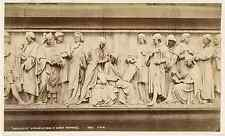 "G.W.W., London. ""Architects"". Statuary at Base of ""Albert Memorial""  Vintage alb"