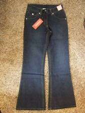 NWT GYMBOREE ~ MOUNTAIN CABIN flare denim blue jeans pants ~ girls 10