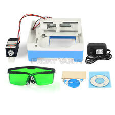 Mini 2000mW Laser Engraving Machine DIY USB Cutting Logo Picture Marking Printer