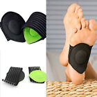 Shocking Absorb Foot Arch Support Plantar Fasciitis Heel Pain Aid Feet Cushion