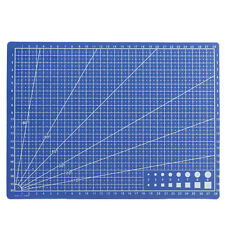 A4 Grid Lines Cutting Mat Scale Plate Craft Card Fabric Leather Paper Board