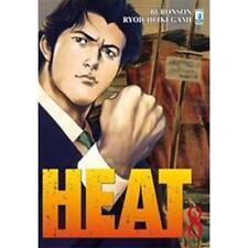 HEAT N. 8 - DI BURONSON RYOICHI IKEGAMI - MANGA STAR COMICS - NUOVO