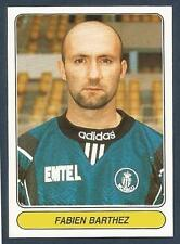 PANINI EUROPEAN FOOTBALL STARS 1997- #002-MONACO/FRANCE-MARSEILLE-FABIEN BARTHEZ