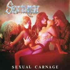 Sextrash - Sexual Carnage / XXX Special DIGIPACK LIMITED CD