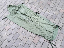 British Army Issue Jungle Sleeping Bag Liner Olive Green MEDIUM